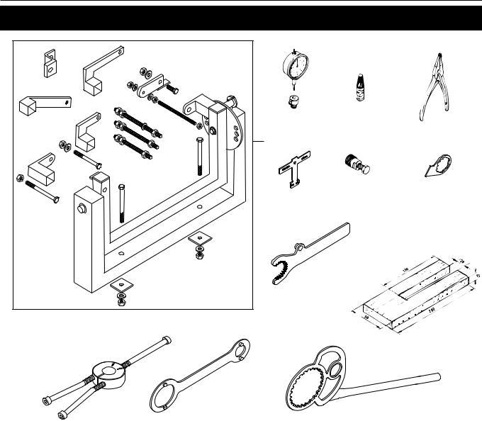 KTM 125 200 sx exc Service Manual