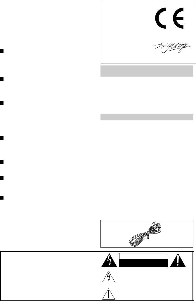 Onkyo TA-RW344, TA-RW544 User Manual