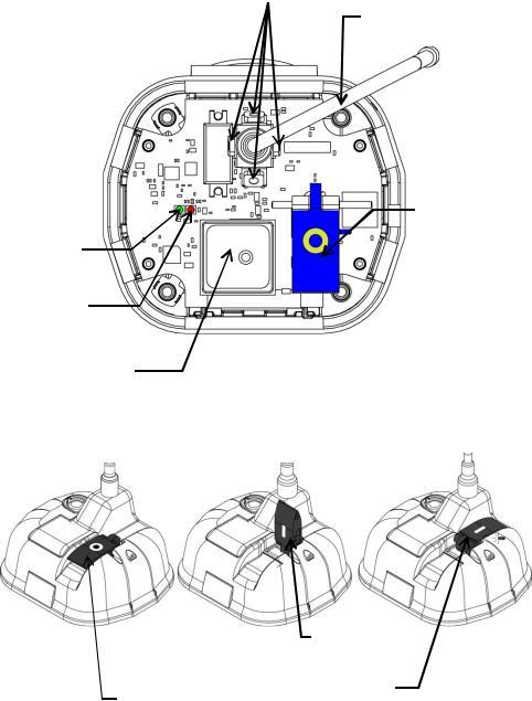 ACR Electronics PRO, GlobalFix RLB-37 User Manual Rev B
