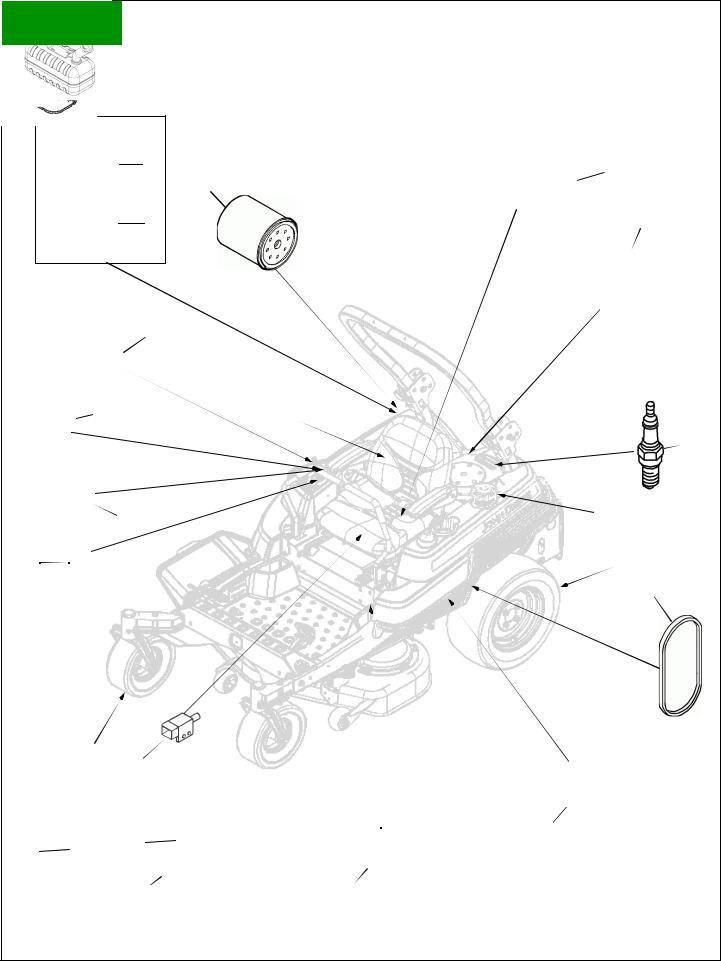 John Deere Z510A User Manual