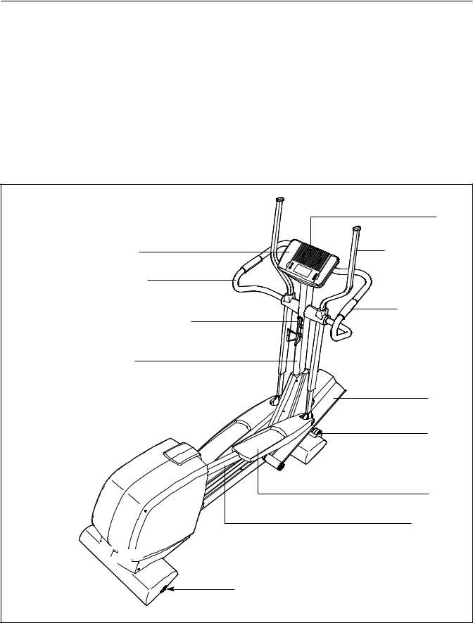 NordicTrack CX 998 NEL7095.2 User Manual