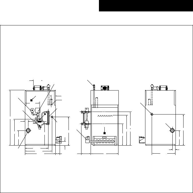 Smith Cast Iron Boilers GB200 SERIES User Manual