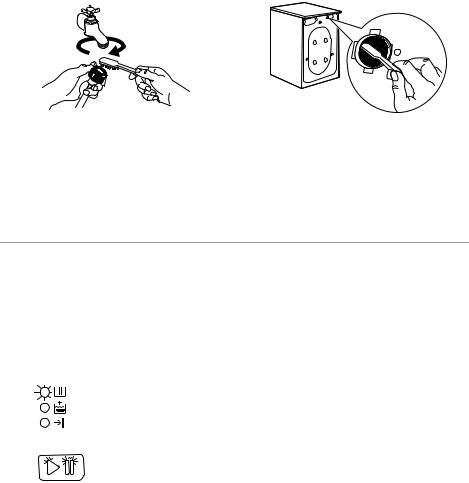 AEG-Electrolux EWP166100W User Manual