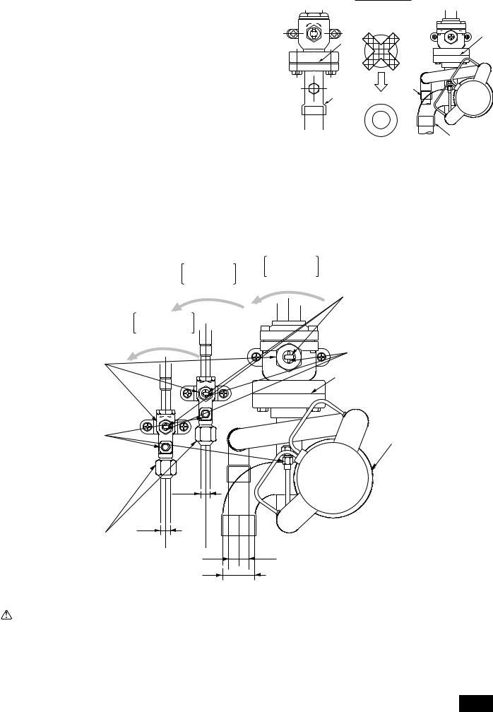 Mitsubishi Electronics CITY MULTI PUHY-YMC User Manual