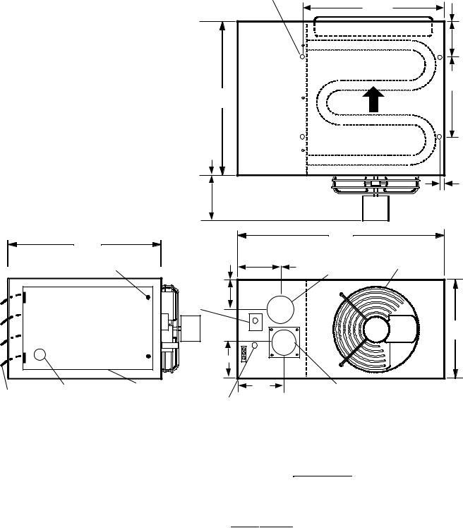 Lennox TUA60S, TUA100S, TUA45S, TUA125S, TUA75S User Manual