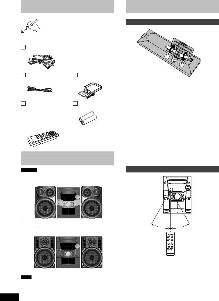 Panasonic SA-AK310, SA-AK110, SC-AK110, SC-AK310 User Manual