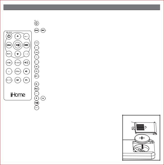 iHome IP97 User Manual