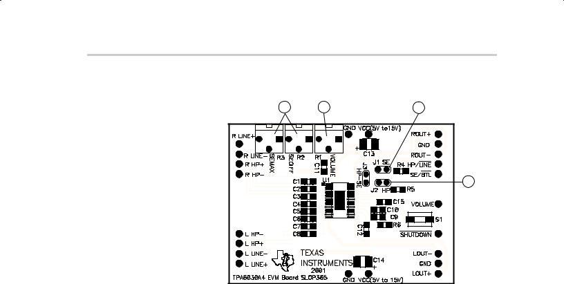 Texas Instruments TPA6030A4 User Manual