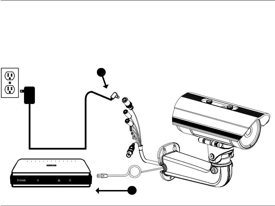 D-Link DCS-7413 User Manual