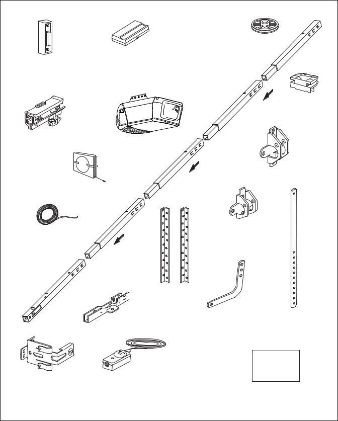 Chamberlain PD300D User Manual