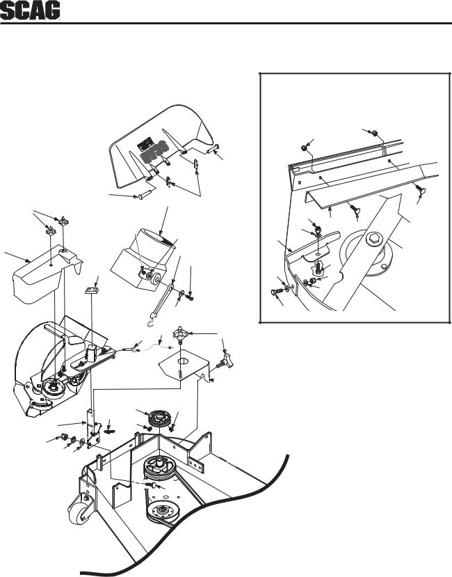 Scag Power Equipment GC-STWC-CS61V User Manual