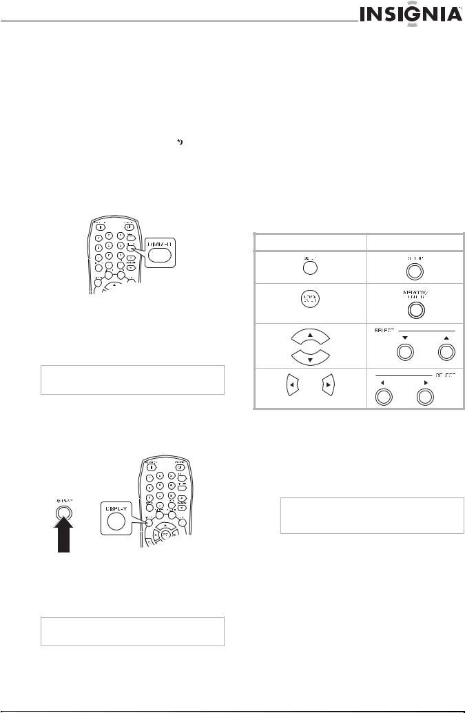 Insignia NS-R5100 User Manual