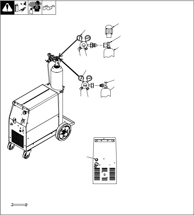 Hobart Welding Products IRONMAN 230 User Manual