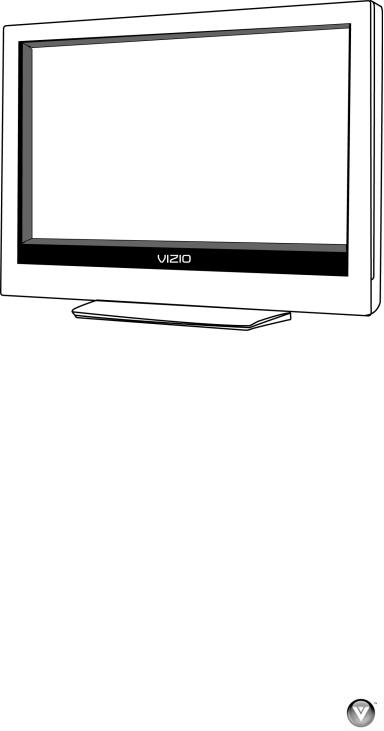 Vizio VO420E User Manual