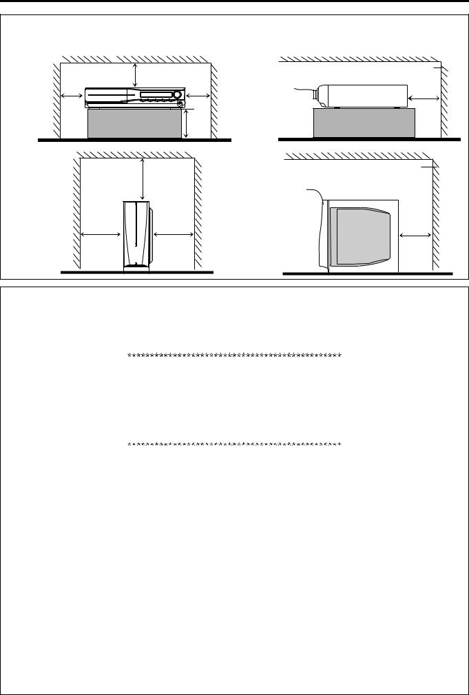 JVC SP-PWC3, XV-THC3, SP-THC3S, SP-THC3F, SP-THC3C User Manual