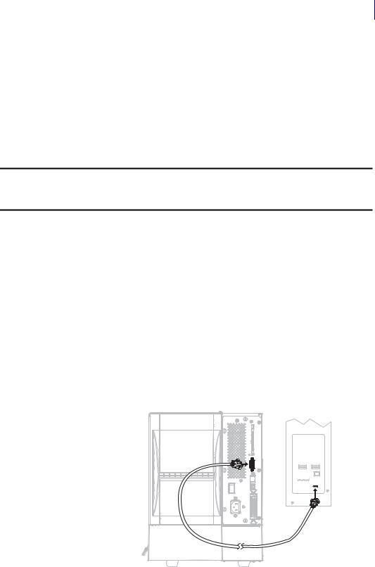 Zebra Technologies RZ400, RZ600, ZM400, ZM600 User Manual