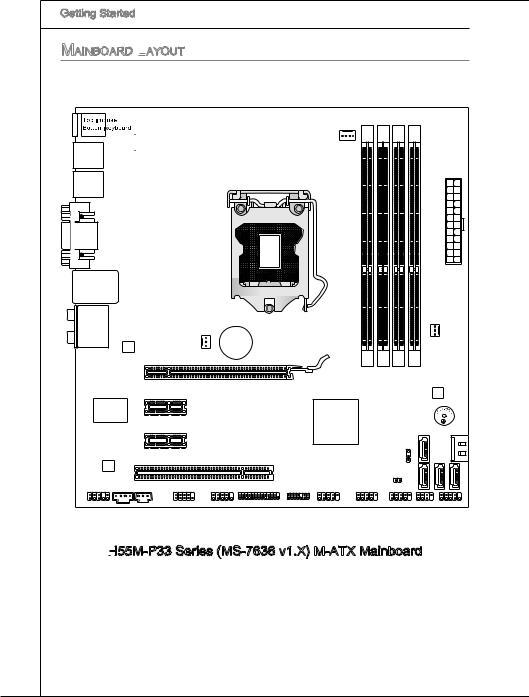 MSI H55M-P33 User Manual