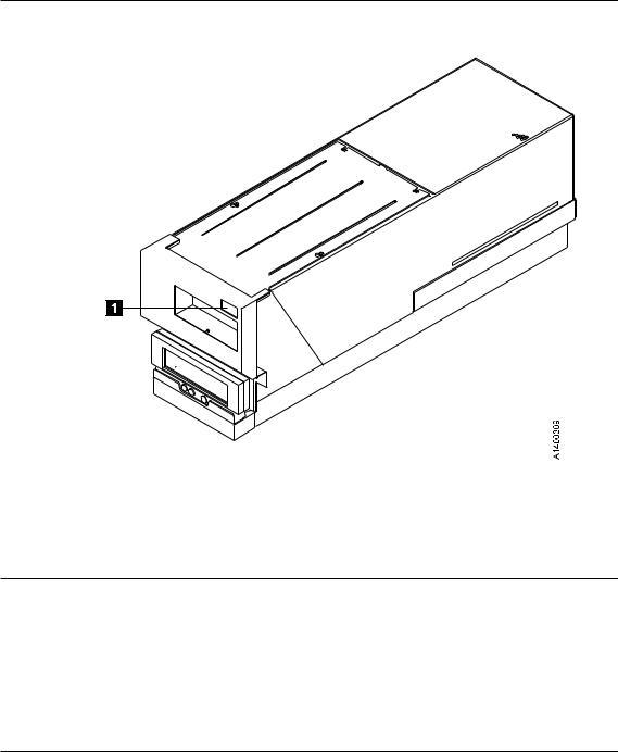 IBM 3590 User Manual