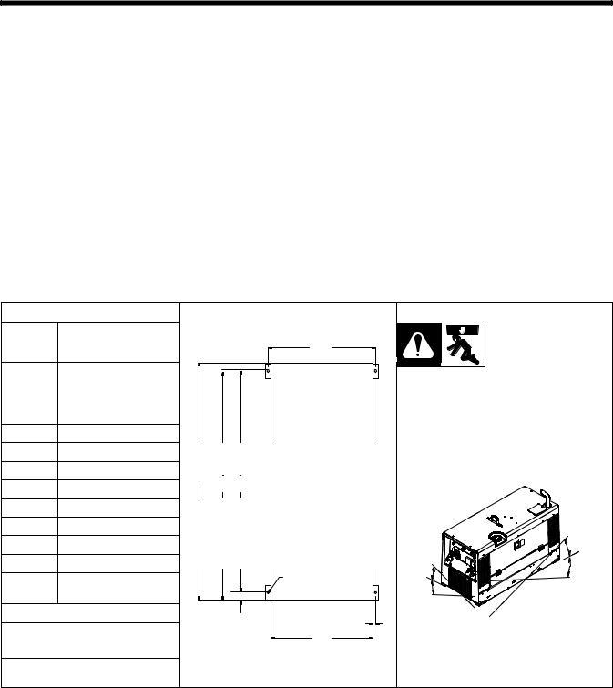 Miller Electric Big Blue 400 KX User Manual