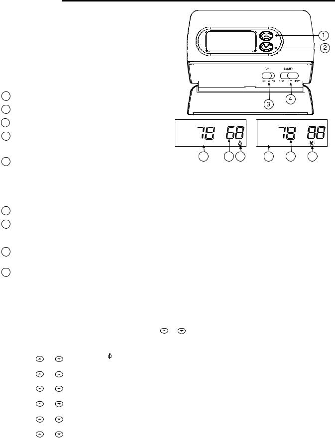 White Rodgers 1F86-344 User Manual