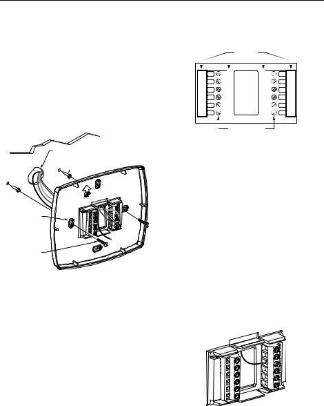 Honeywell TH8110U User Manual