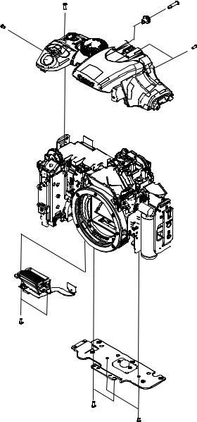 Canon EOS KISS DIGITAL, EOS 300D DIGITAL, EOS DIGITAL