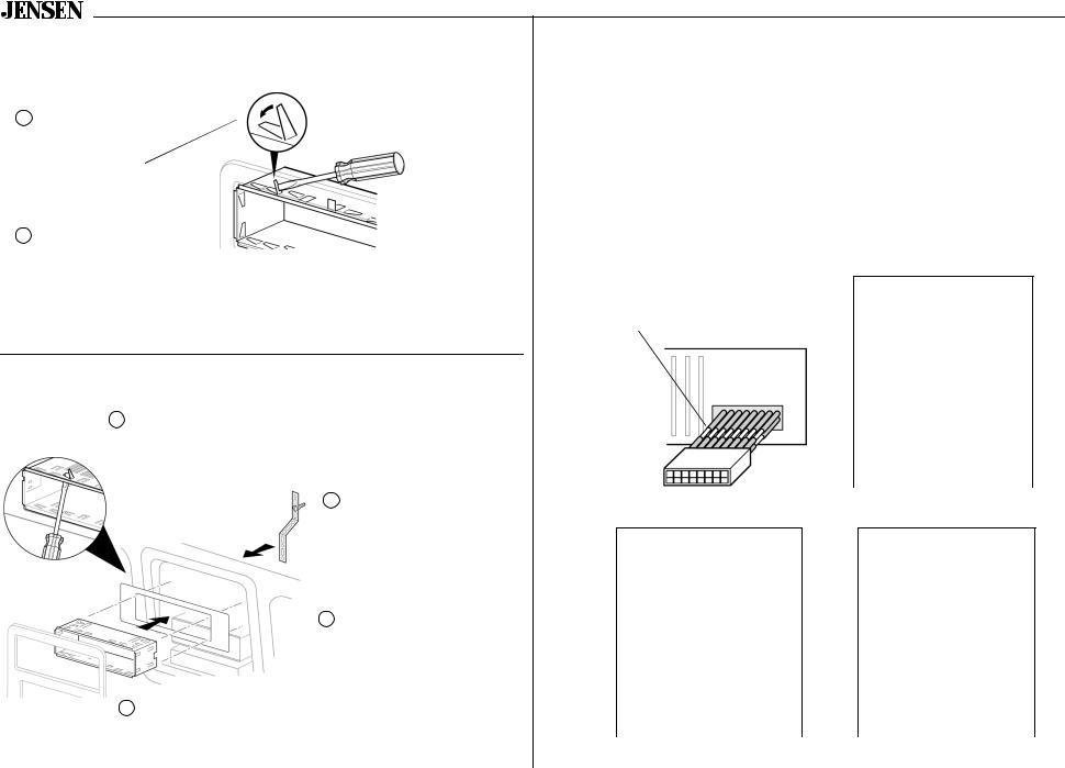Jensen Tools CDH900 User Manual