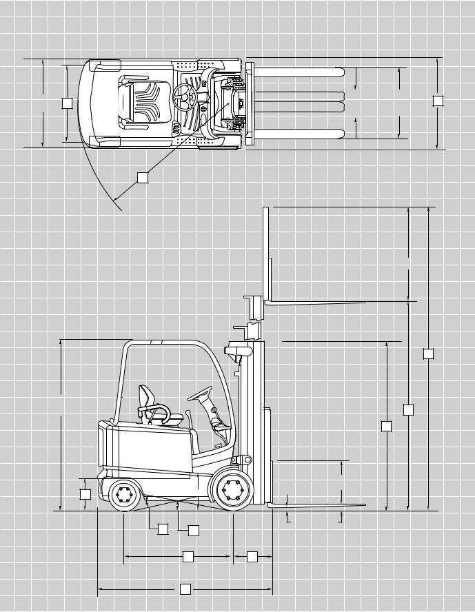 Crown Equipment FC 4500 Series User Manual