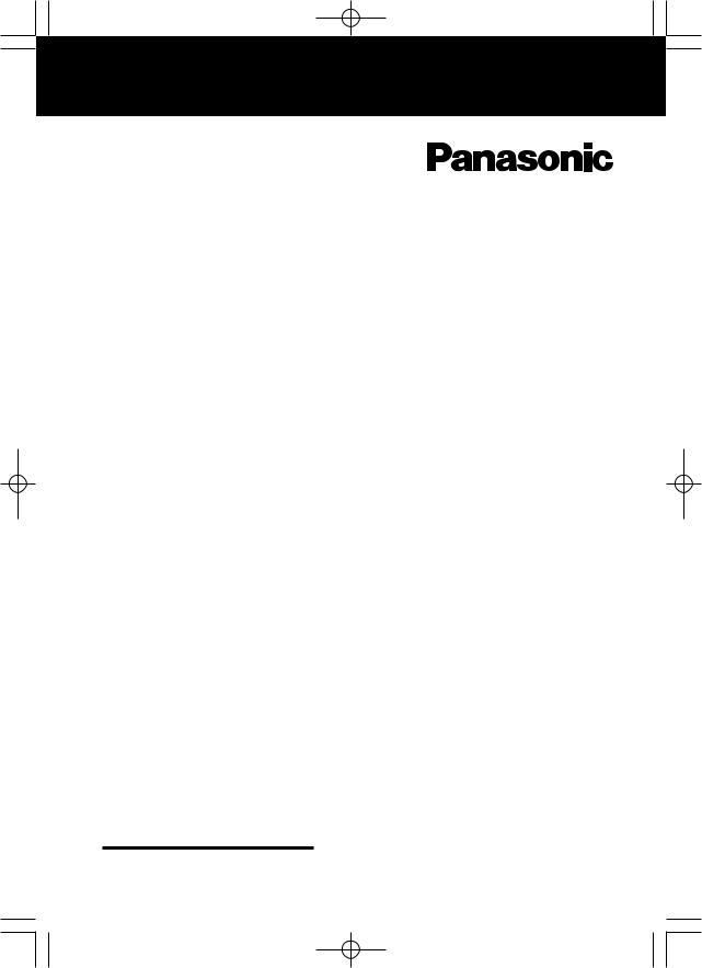 Panasonic KX-T7300, KX-T7320, KX-T7350, KX-T7330 User Manual