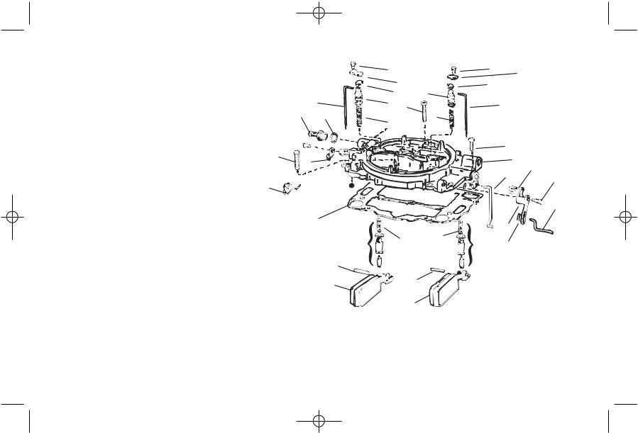 Edelbrock 1403-1413 User Manual