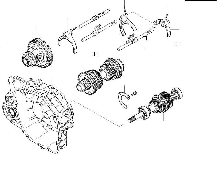 Mitsubishi F5M41, F5M42, W5M42 User Manual