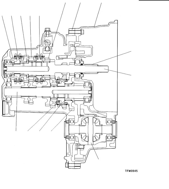 Mitsubishi F5M41, F5M42, W5M42 User Manual