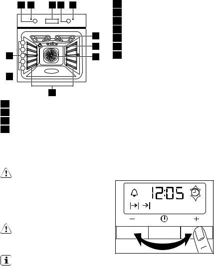 AEG-Electrolux EOB3400AAX User Manual