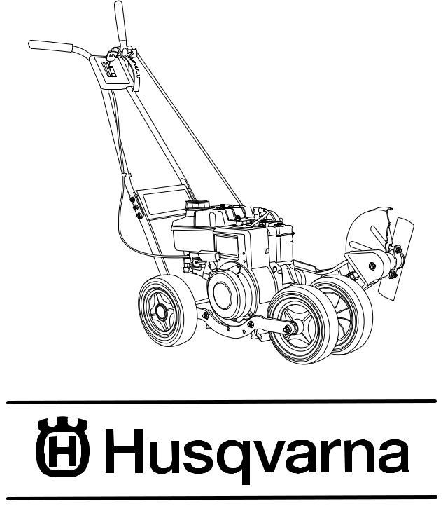Husqvarna LE475, LE475 / 966951101 User Manual