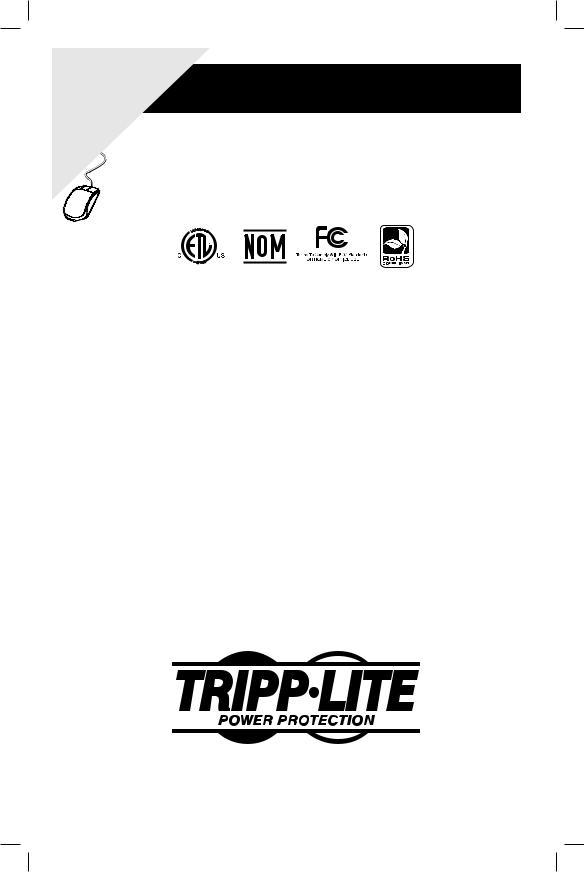 Tripp Lite G1010USB User Manual