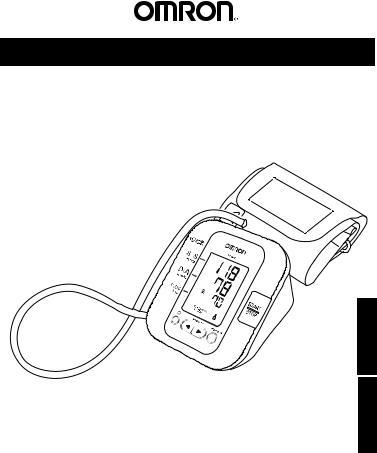Omron BP742 User Manual