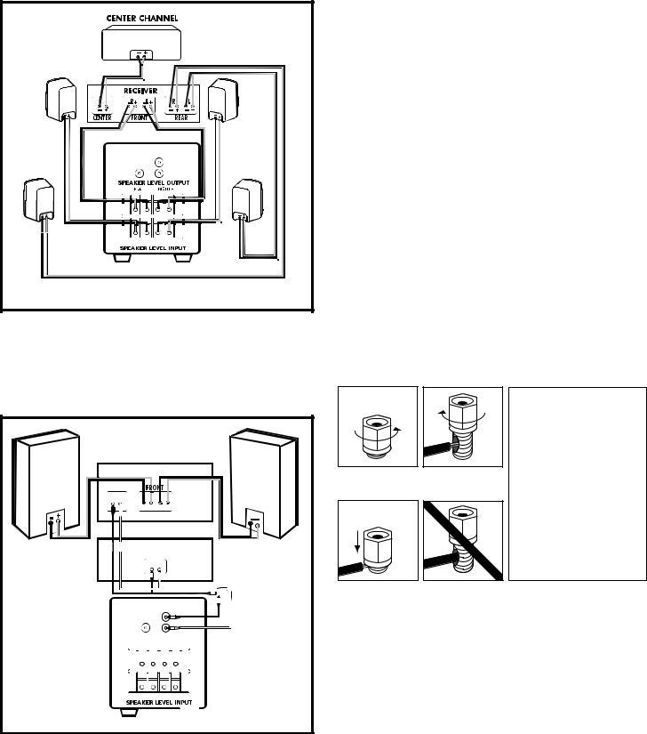 Polk Audio POWERED SUBWOOFER PSW505 User Manual
