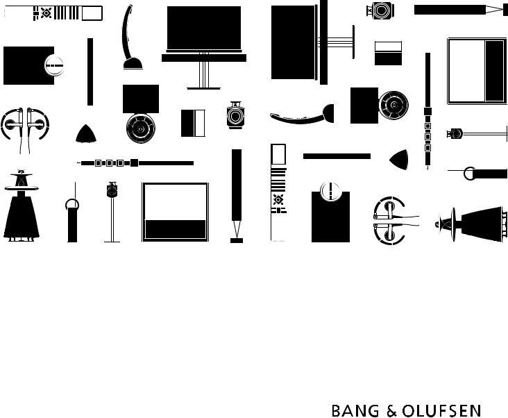 Bang & Olufsen BEOSOUND 5 User Manual