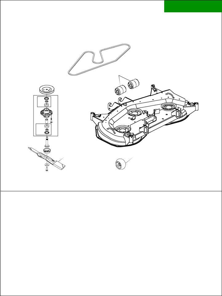 John Deere X729 User Manual
