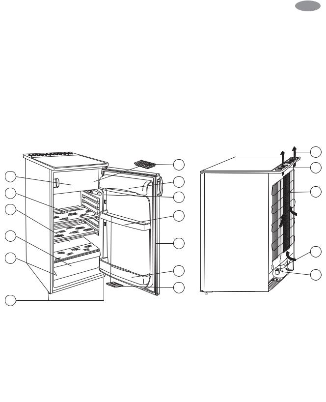 AEG-Electrolux ER6548T User Manual