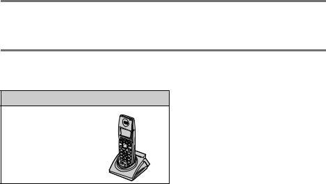 Panasonic KX-TG6700 User Manual
