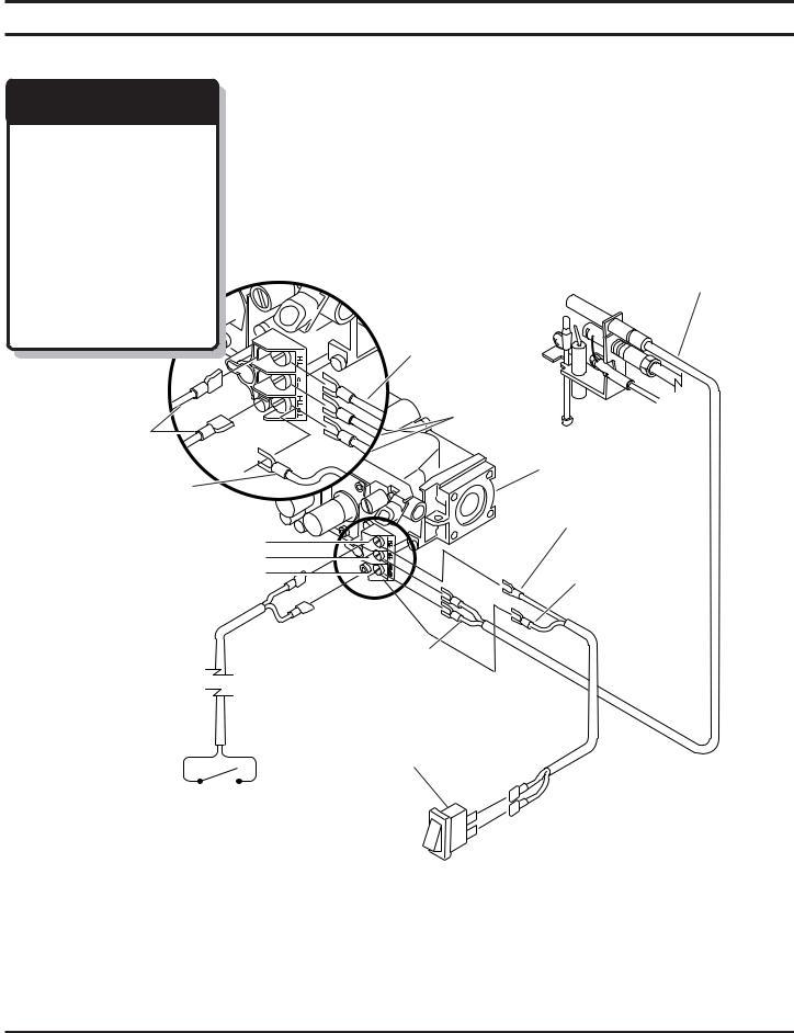 Monessen Hearth DLX18, DLX28, GLX24, GLX18, GLX28 User Manual