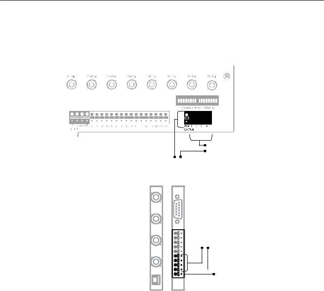Toshiba SURVEILLIX DVS8-240H-X, Surveillix HVS16-480-X