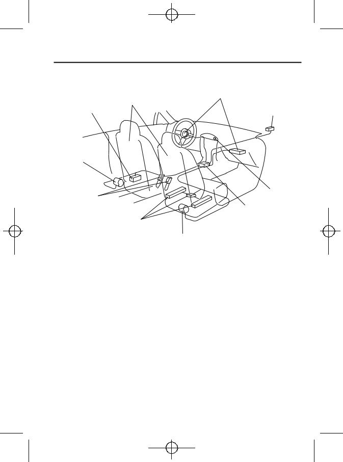 Mazda MX-5, MIATA 2007 User Manual