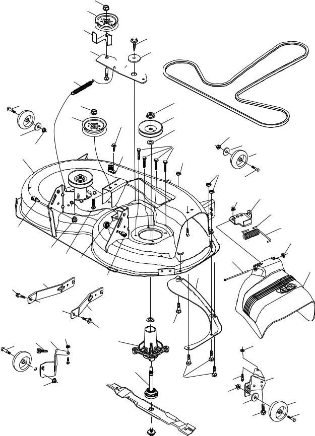 Ariens 936051 User Manual