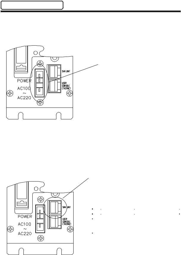 FEC AFC1500 User Manual