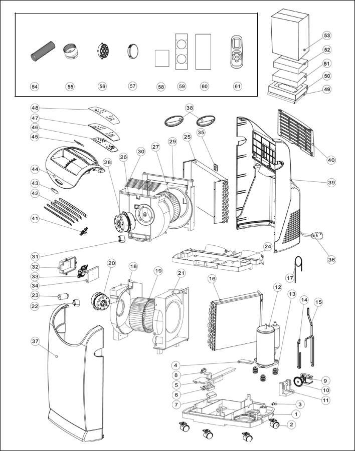 Friedrich P12A User Manual 2