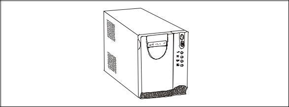 Eaton Powerware 5115 750 ВА User Manual