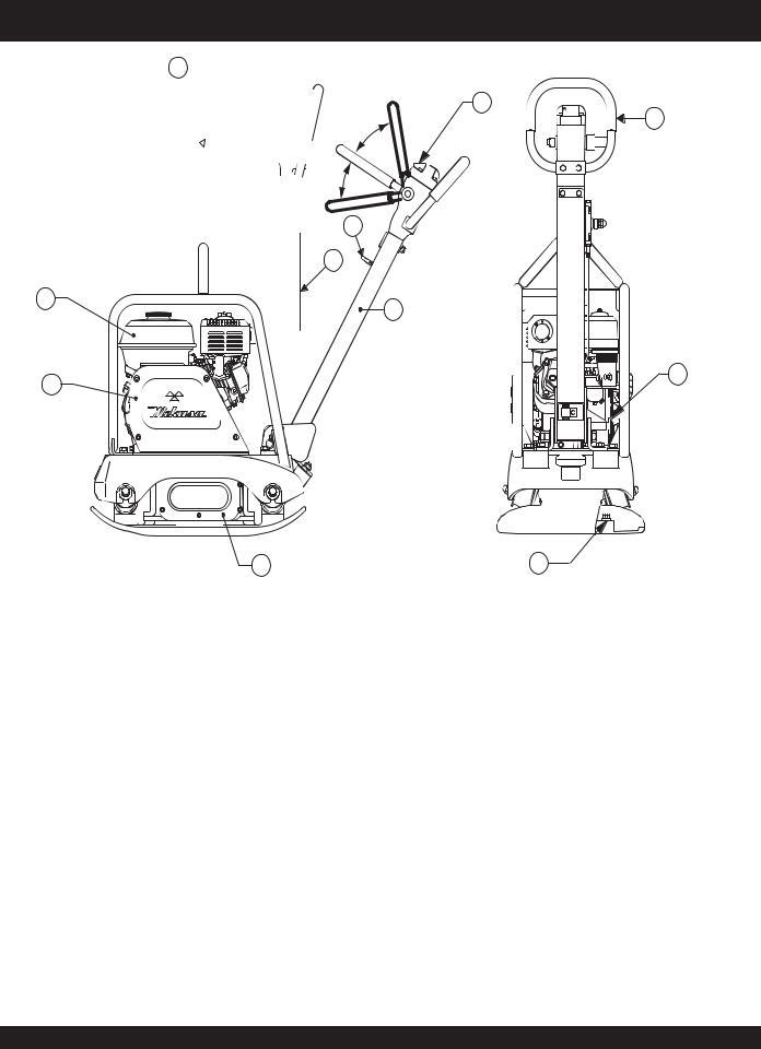 Multiquip MVH-120GH User Manual