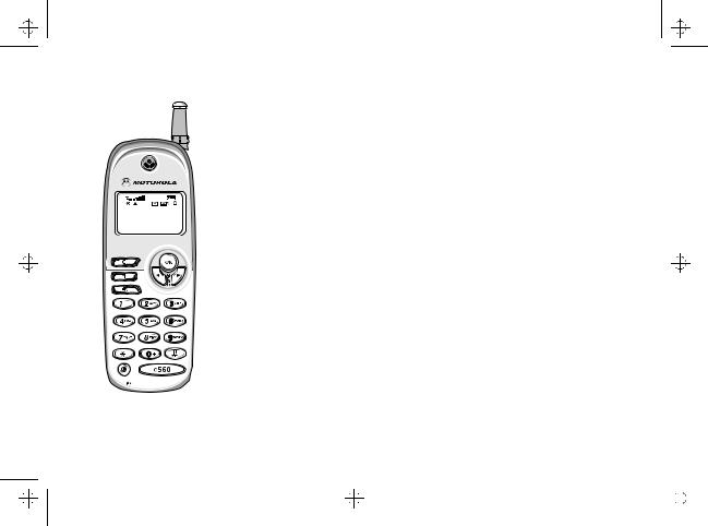 Motorola 500 User Manual